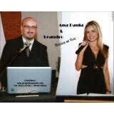 Ana Paula & Leandro - Música ao Vivo
