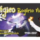 Mágico Rogério Vieira