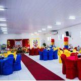 Salão de Festas ai Bai Bia (climatizado)