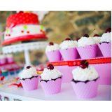 Ovelha de Açúcar Cupcake