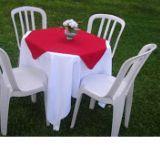 DF aluguel mesas cadeiras e toalhas para eventos