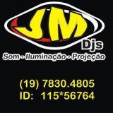 JM Djs - Som Iluminação Projeção