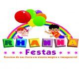 Rhanna Festas (Camarim Fashion e Oficinas de arte)