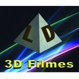 ld Filmes - Filmagem 3d Foto Projeção 3d