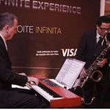 Eventos Musicais - Sax / Piano
