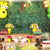 Decorações Com balões para festas, aniversários