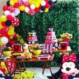 Decorações Com balões para festas, aniversário,