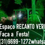 Espaço Recanto Verde Jardim Petrópolis