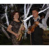 Violino e Sax