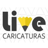 Live Caricaturas - Paula Zambotti