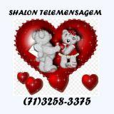 Telemensagem Shalon
