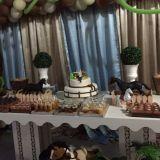 Sonho Encantado - Decoração de festa infantil