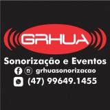 Dj Grhua - Sonorização e Eventos - Dj