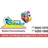 Balões Snake