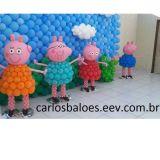 Carlos balões