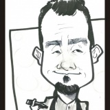 Caricaturas Gilberto