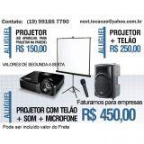 Next Projetor, Tv, Telão, Pulpito, Videoke