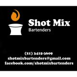 Open Bar Shot Mix Bartenders