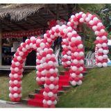 Decoração com Balões e Malhas