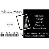 Adriane Roehe Atelier-Trajes Sociais Fem.eMasc.