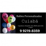 Balões Personalizados Com Foto Ou Logomarca