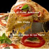 Rodizio de Pizzas em Casa - Engenho das Massas