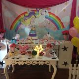 Festa Infantil a domicílio