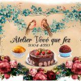 Atelier Vovó que fez - Docinhos, tortas e empadas