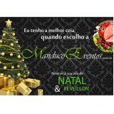 Buffet Manduco Eventos -Ceias de natal e Ano Novo
