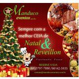 Ceias de Natal e Ano Novo em Brasília/DF