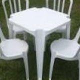 locação mesas e cadeiras em joinville
