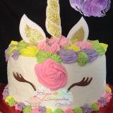 Bolos decorados para festas e ocasiões especiais