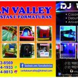 San Valley eventos e locações Cama Elástica/ Pisci