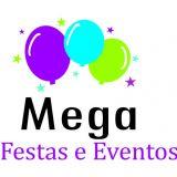 Mega Festas e Eventos.