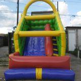 Todo dia é dia de festa, balão de gás, pula pula..