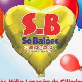 Balões Gás Hélio