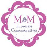 M & M Impressos Comemorativos