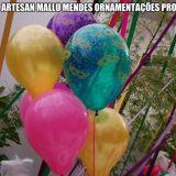 A´MM Artesan Mallu Mendes Ornamentações com Balões