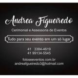 Andrea Figueiredo cerimonial
