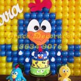 Arco-Íris decorações de Festas Infantis