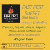 Buffet De Churrasco No Domicilio- Churrasqueiros