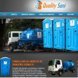 Quality Sani Locação de Banheiros Químicos