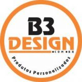 B3design - Brindes e Produtos Personalizados