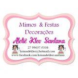 Mimos & Festas - Atelie Kleo Santana