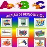 Abc Locação De Brinquedos Para Festas