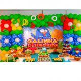 Decoração c/Arcos de Bolas P/Lojas,Festas, Eventos