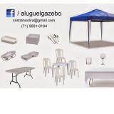 Mesas Cadeiras Toalhas Zap-