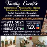 Buffet Family Eventos, Eventos P/ Todas As Ocasiõe
