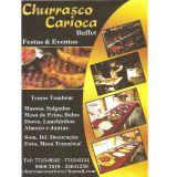 Buffet Churrasco Carioca