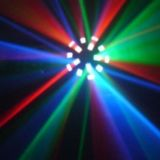 Iluminação Mult Raio Para Festas